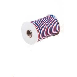 Ruban tricolore bobine à découper réf.RL1