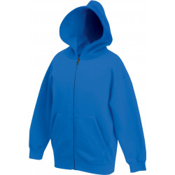 SWEAT CAPUCHE ZIPPE ENFANT